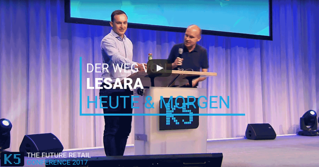 Tech meets Business: Wie Lesara beide Komponenten vereint