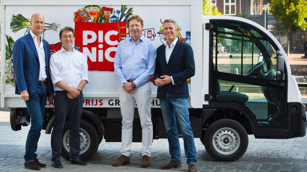 5 Dinge, die Händler vom niederländischen Lebensmittel-Lieferneuling Picnic lernen können