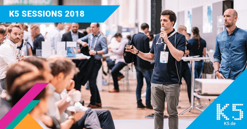 K5 Sessions 2018 Content-Strategien und Datenmanagement