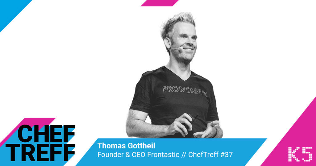 Frontastic – Frontend Experience as a Service