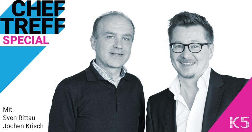 Exklusive Programm-Insights der K5 2019 von Jochen Krisch