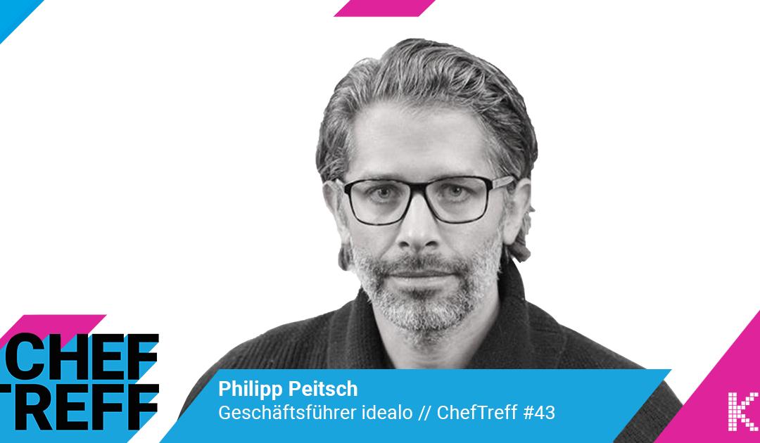 """""""Wir finden den besten Preis für Dich"""" – Philipp Peitsch, idealo"""