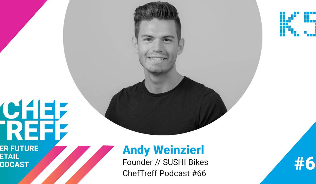 Das etwas andere Sushi – Interview mit Andy Weinzierl von SUSHI Bikes