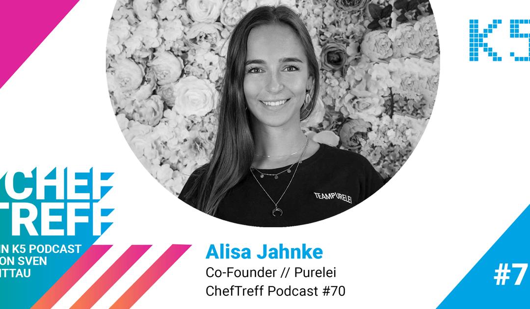 Aloha im Herzen und auf der Haut – Interview mit Alisa Jahnke von Purelei
