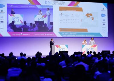 Konferenz Bühne 2019