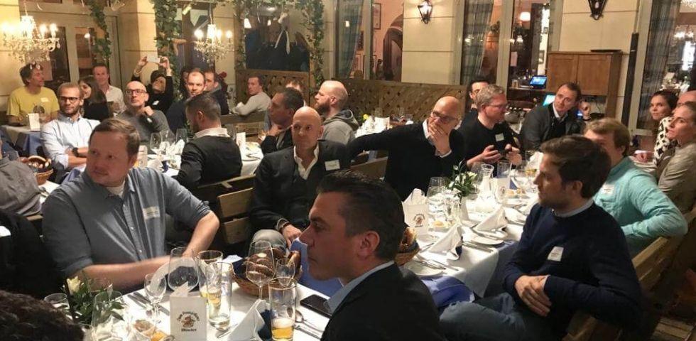 Founders Dinner