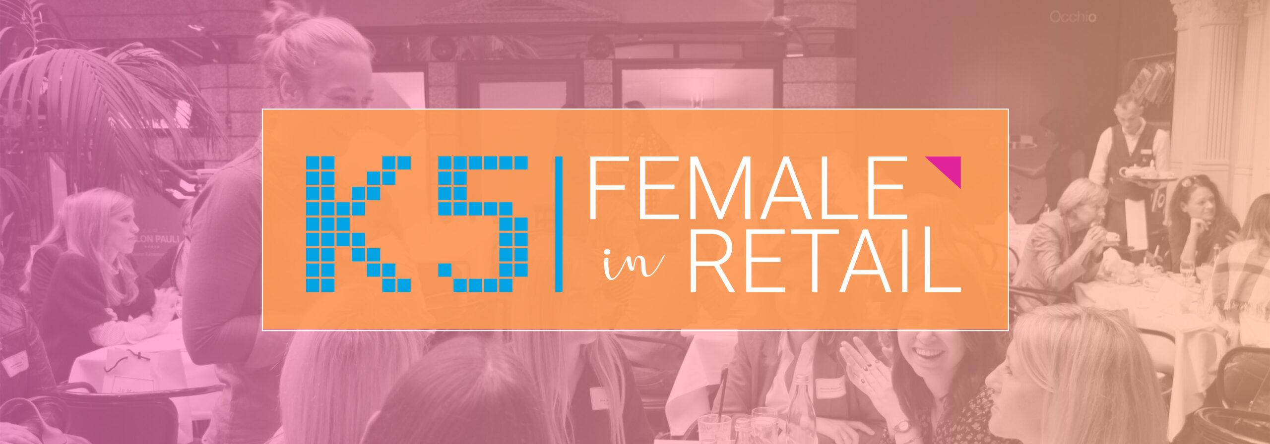 K5 Female in Retail