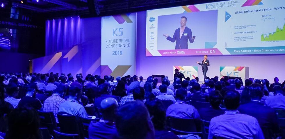 K5 Konferenz - Die Leitveranstaltung im E-Commerce