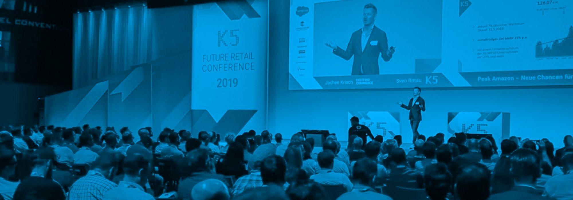 Bild der letzten K5 Konferenz 2019