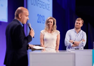 Wayfair im Gespräch mit Jochen Krisch 2019