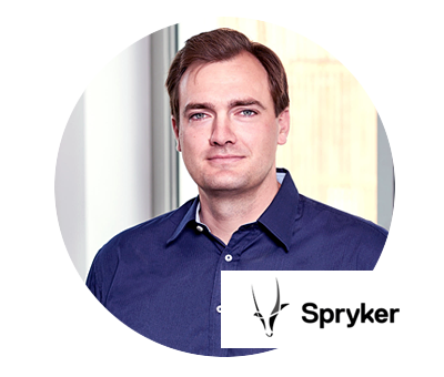 Alexander Graf, Spryker