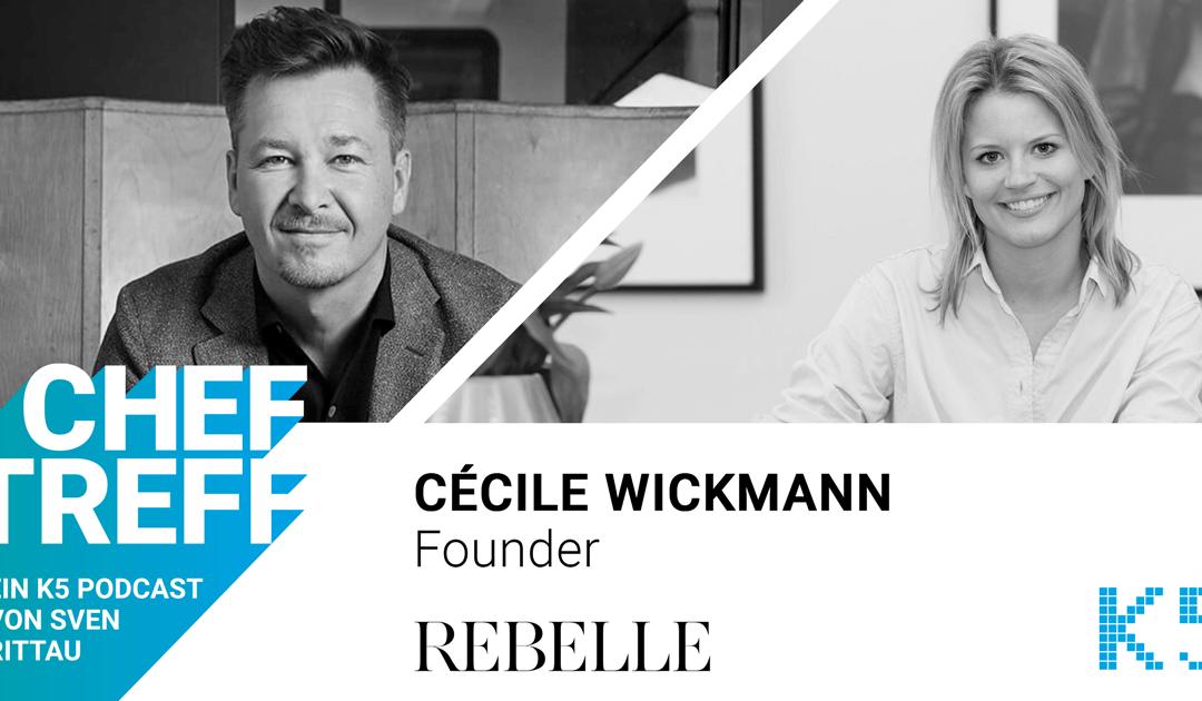Einen Secondhand-Fashion Marktplatz als Kür des E-Commerce meistern – Interview mit Cécile Wickmann, Co-Founder Rebelle