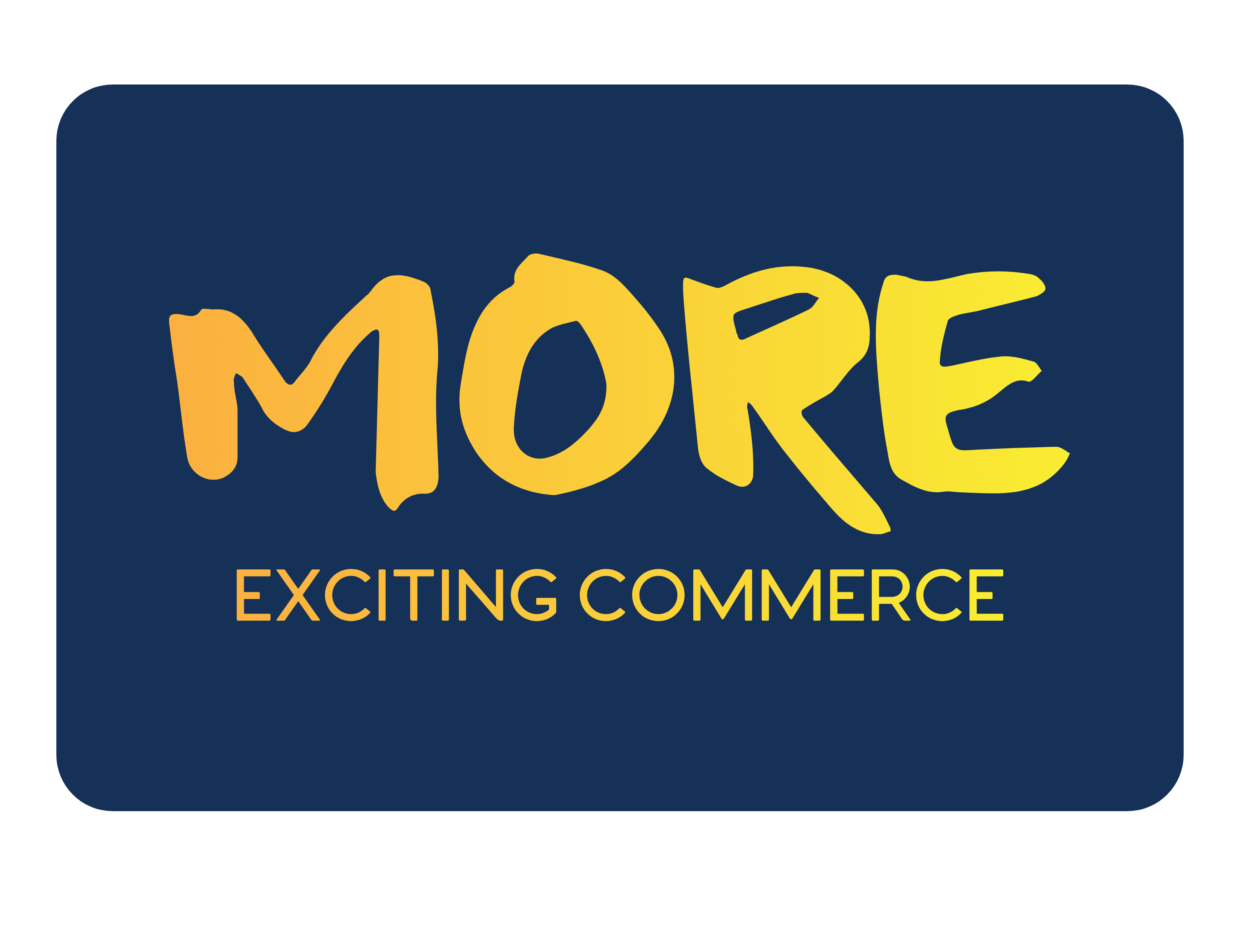 More Exciting Commerce