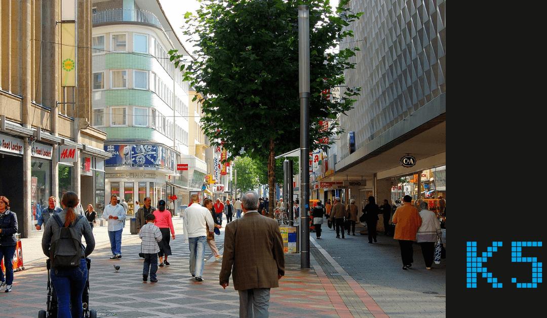 Shopping-Stadt oder Familienstadt?