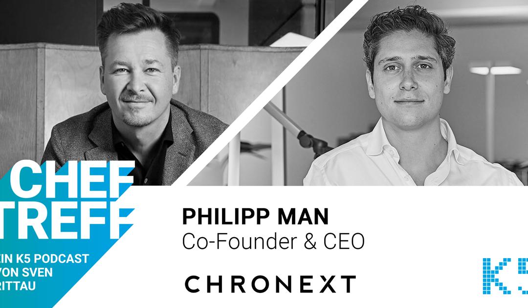 Weshalb der Onlinehandel von Luxusuhren immer interessanter wird – Interview mit Philipp Man, Co-Founder & CEO CHRONEXT