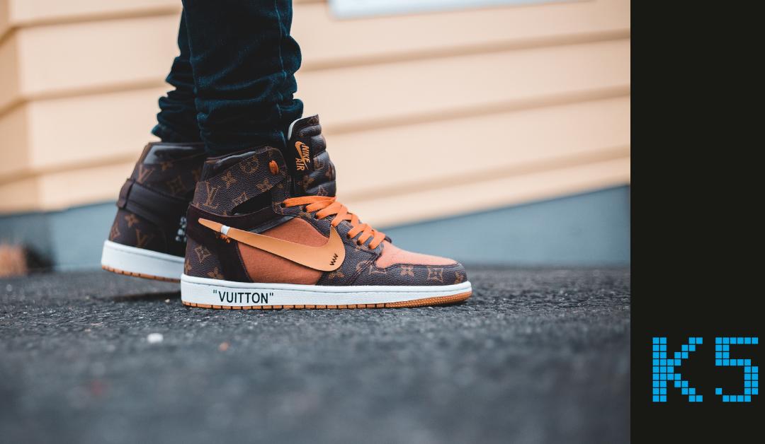 Luxus online?  – Sneaker sind die Einstiegsdroge!