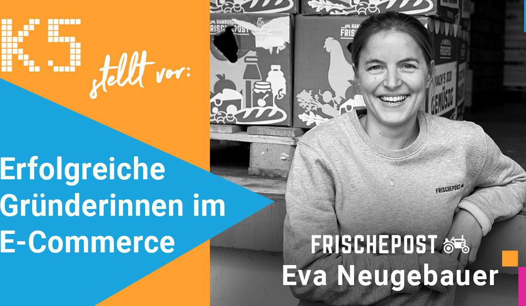 Eva Neugebauer: Mit dem digitalen Hofladen zur Tech-Plattform
