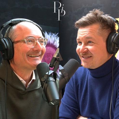 Aufmacherbild für den Podcast Purpose is the pitch