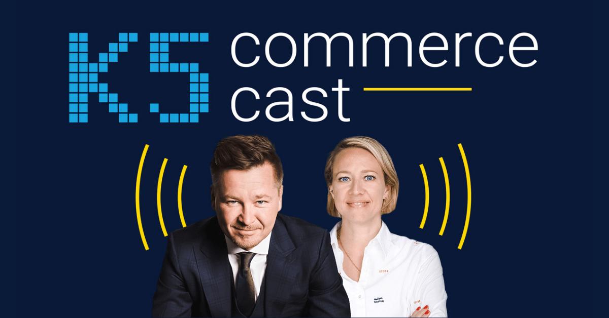 K5 Commerce Cast Podcast