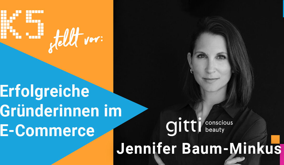 Jennifer Baum-Minkus mit gitti: Nagellack mit 100% Commitment