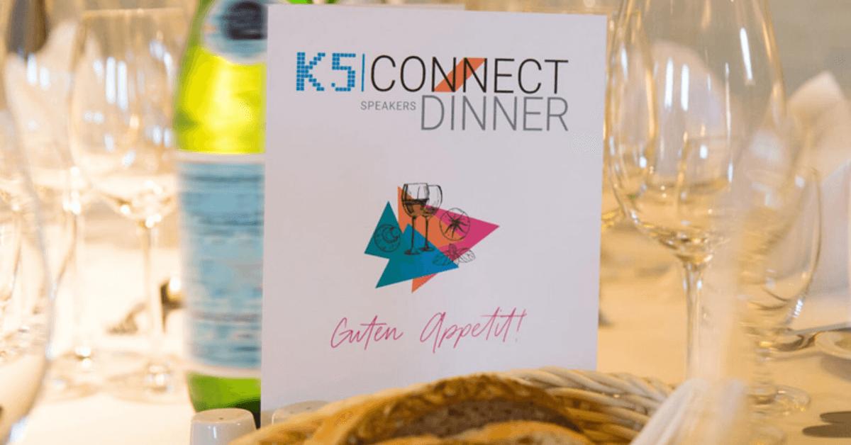 K5 Connect Dinner