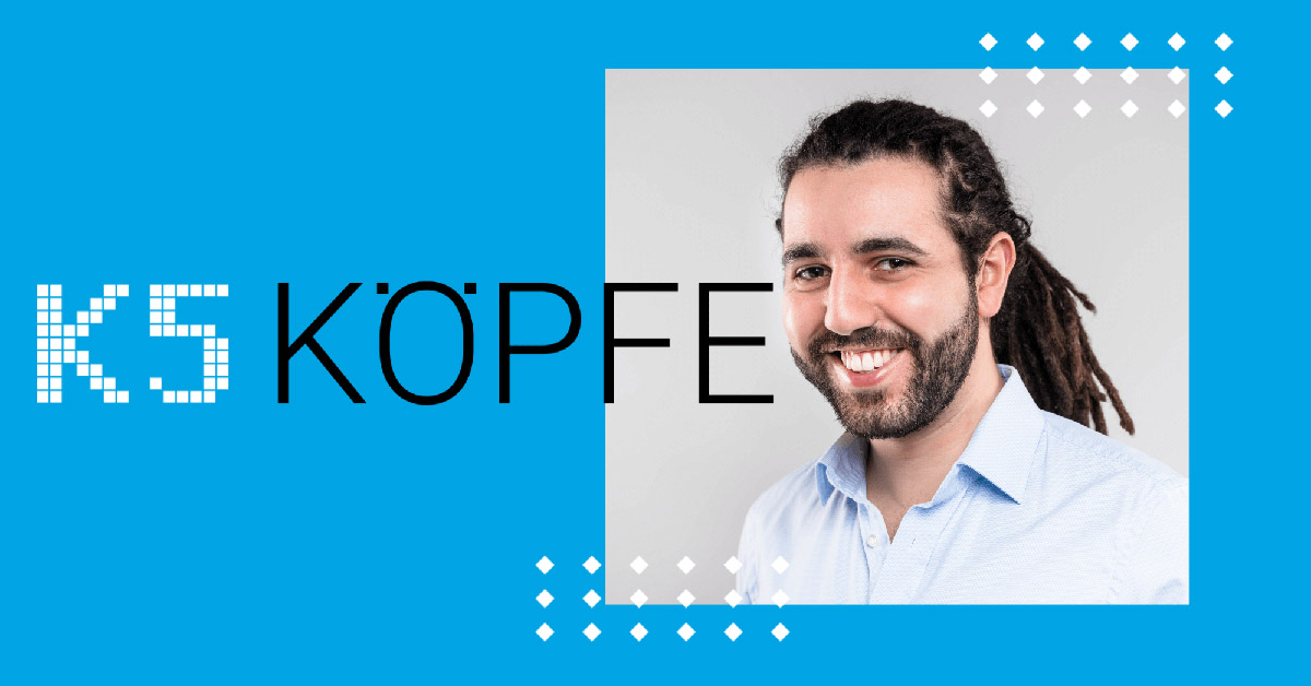 K5 Köpfe Tarek Müller Teaser