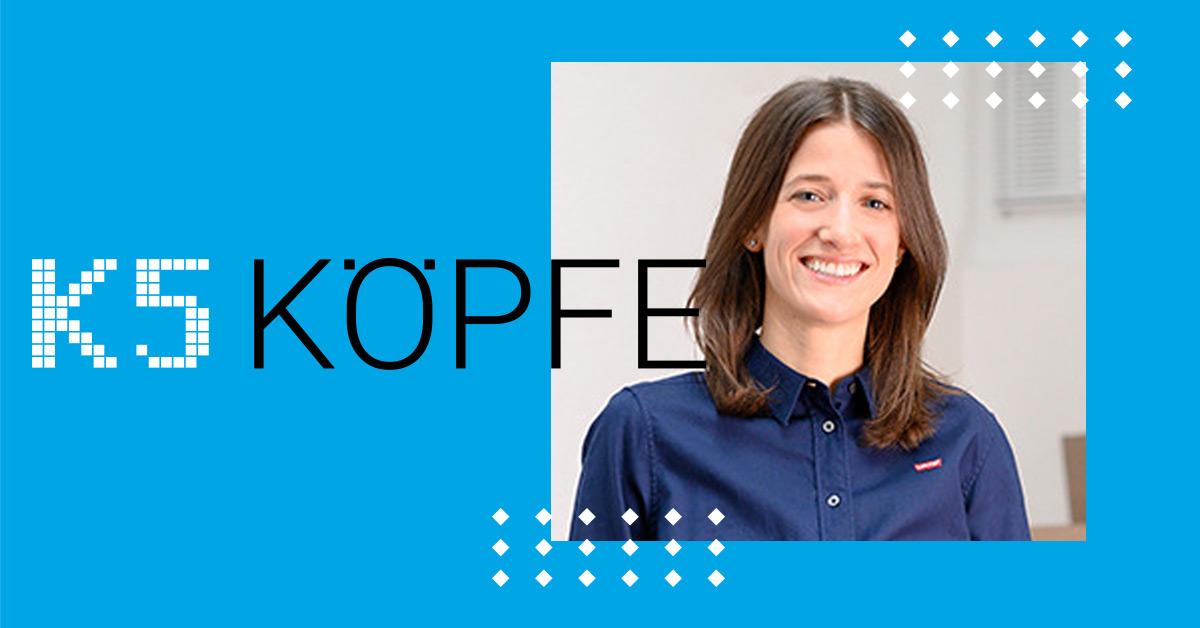 K5 Köpfe Alexandra Scherrer
