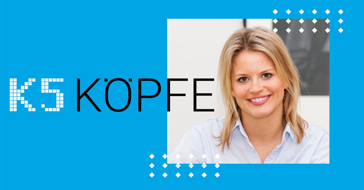K5 Köpfe Cecile Wickmann