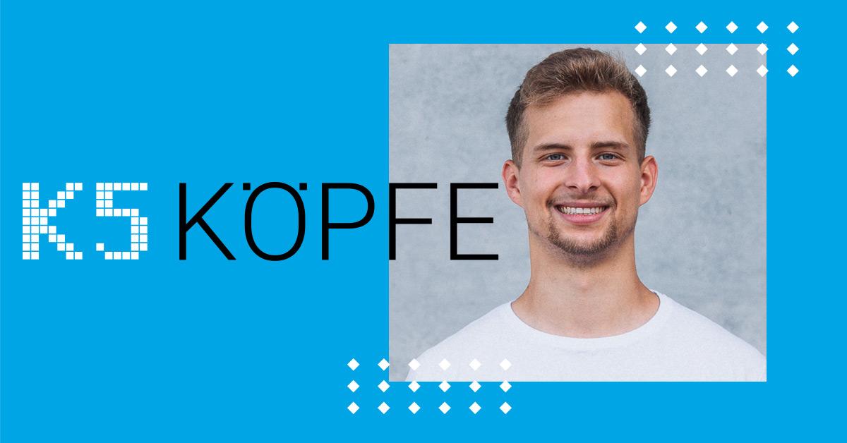 K5 Köpfe Johannes Kliesch
