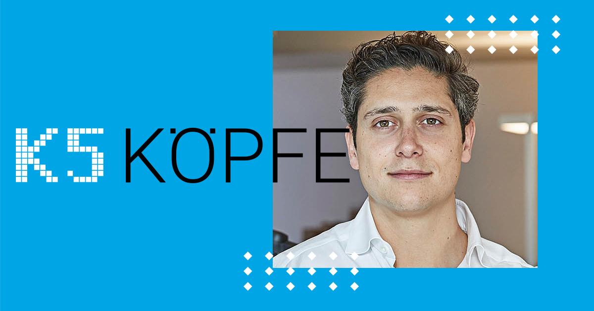 K5 Köpfe Philipp Man