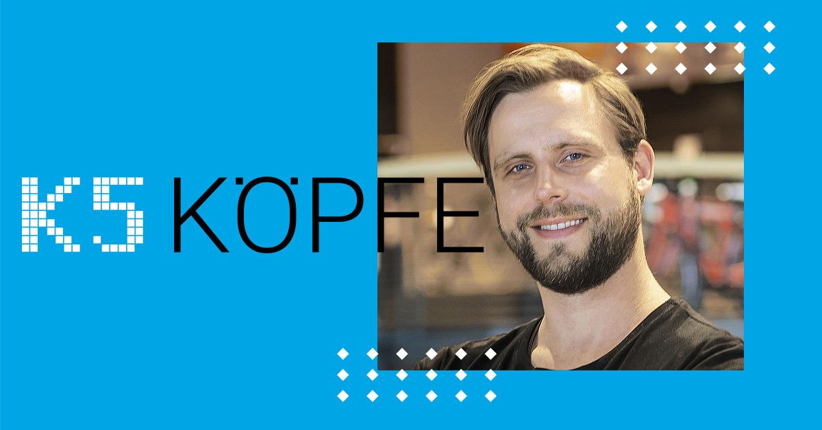 K5 Köpfe Sebastian Bomm
