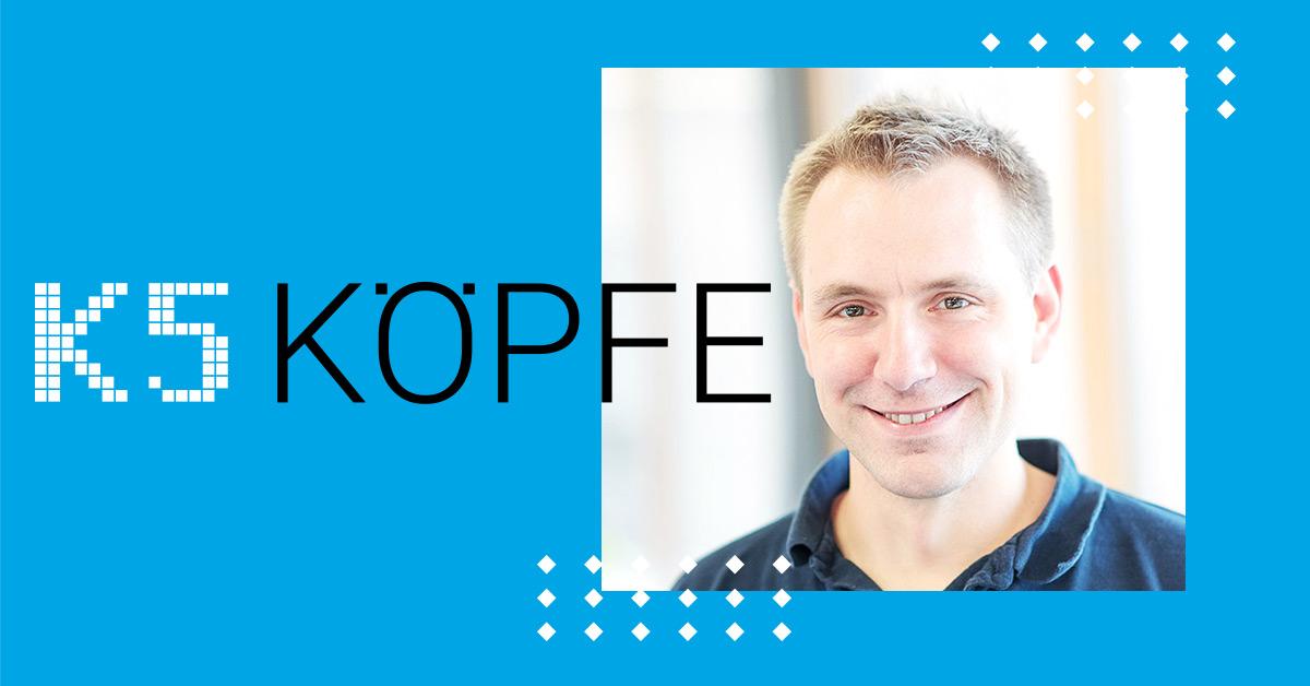 K5 Köpfe Stefan Hamann
