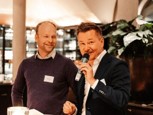 K5 Connect Dinner Ansprache Oktober 2021