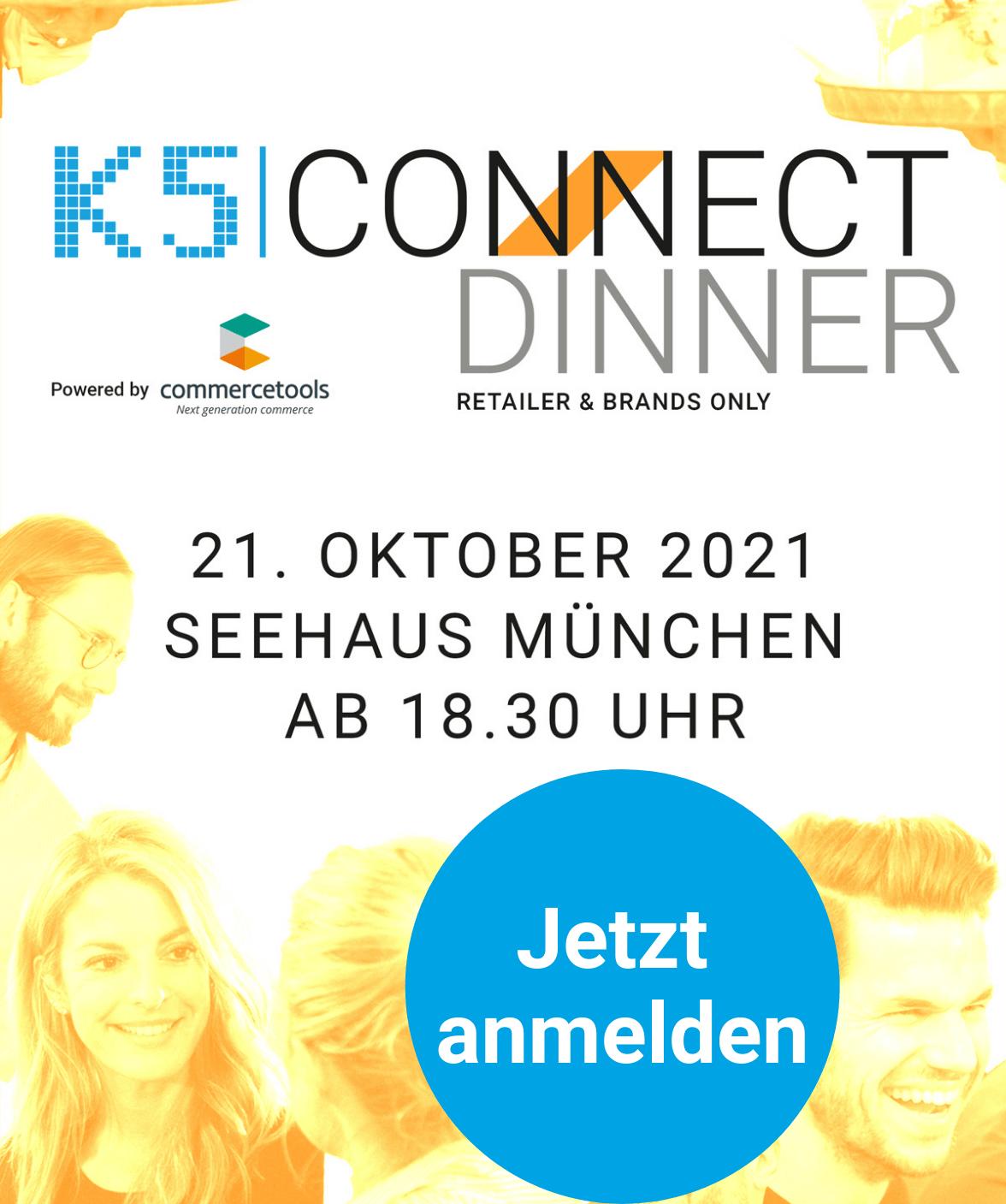 K5 Connect Dinner München