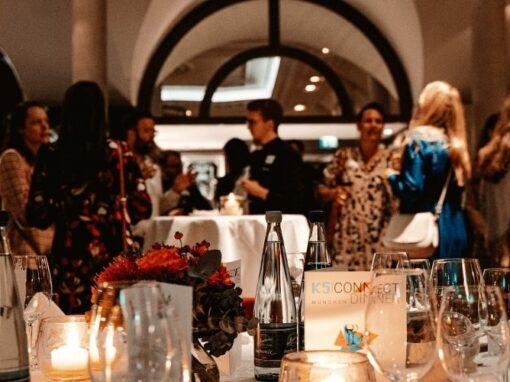 K5 Connect Dinner Abend Oktober 2021